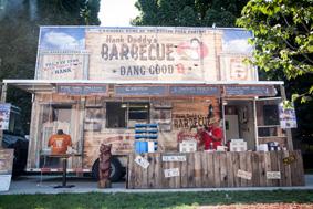 Hank S Smokehouse Food Truck