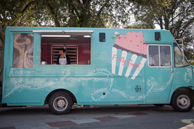 Pretty Sweet Food Truck