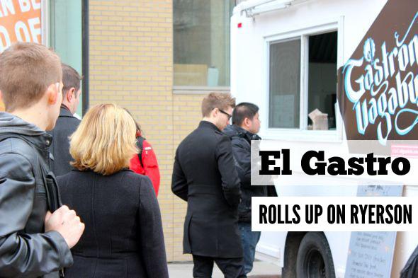 El Gastronomo Vagabundo Food Truck