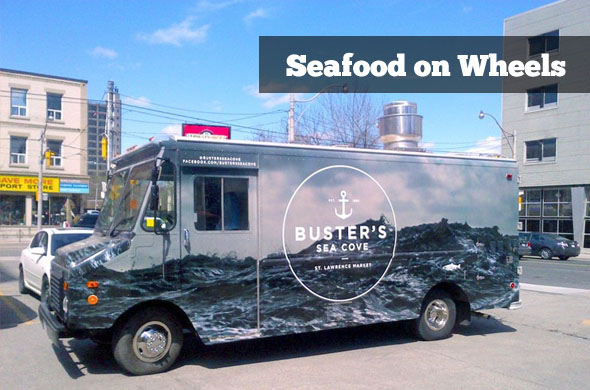 St Lawrence Market Vendor Busters Sea Cove Launches Gourmet Food