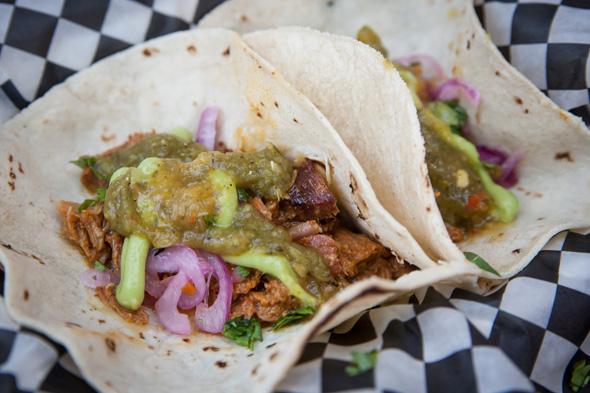 Gourmet Gringos - Tacos