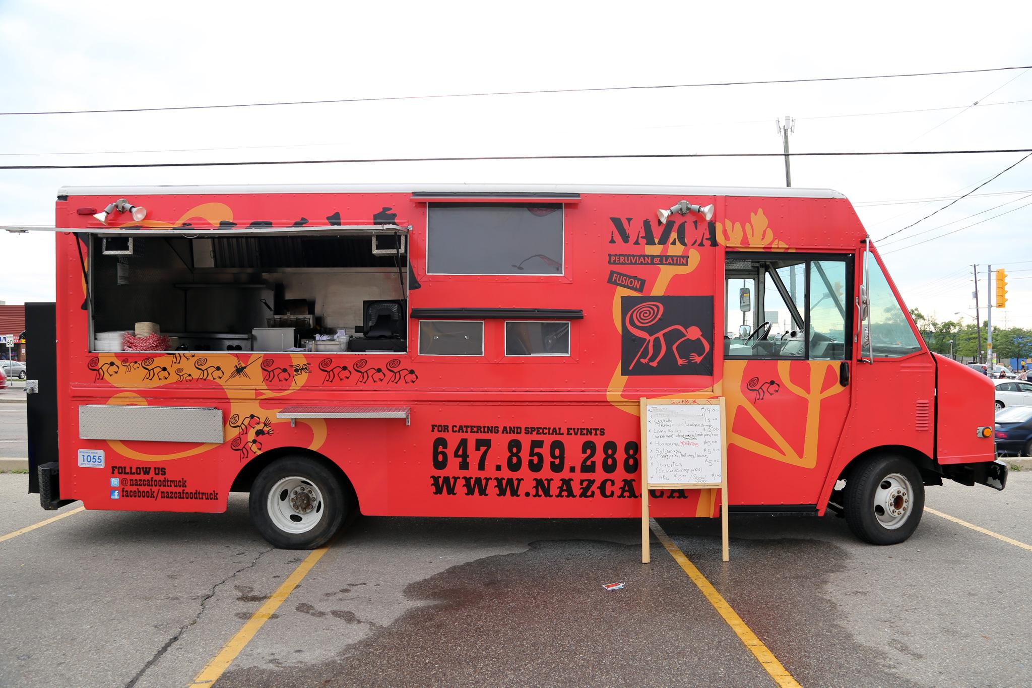 Chinese Food Truck Toronto