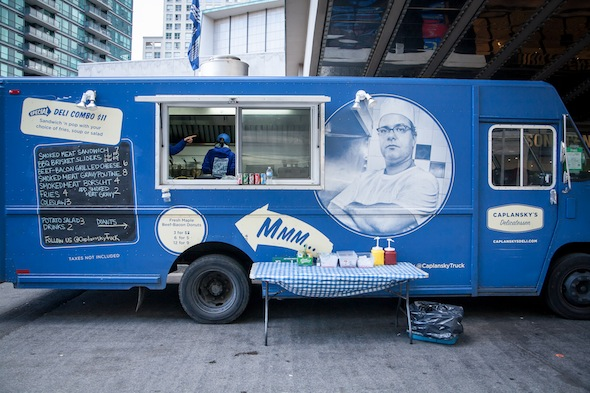 Supercrawl Food Trucks