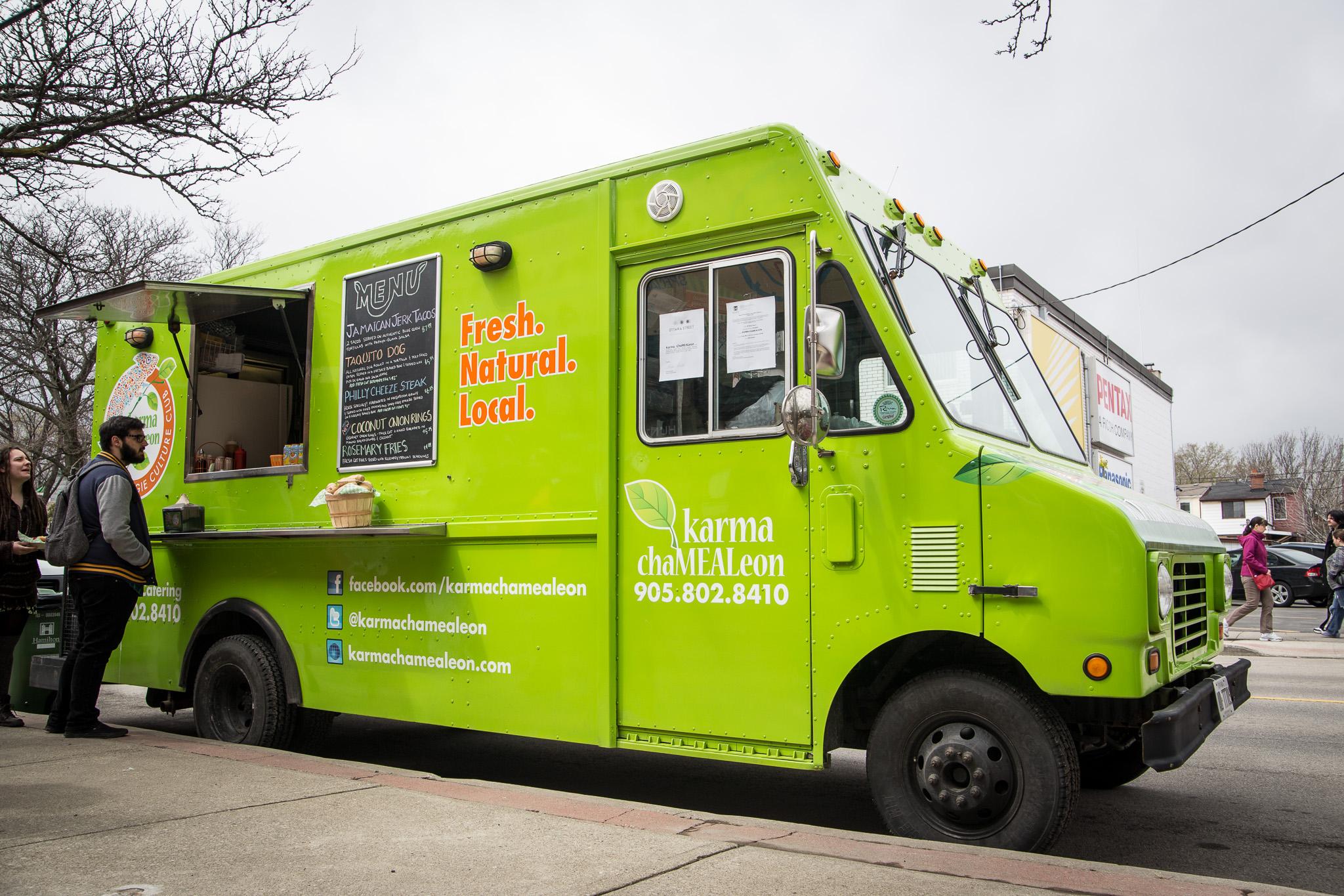 Vegan Food Truck Fort Lauderdale
