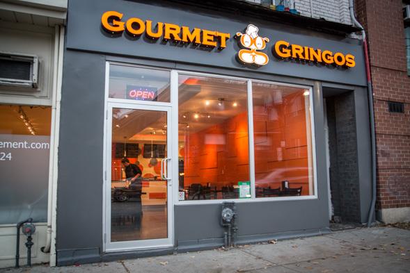 Gourmet Gringos Restaurant