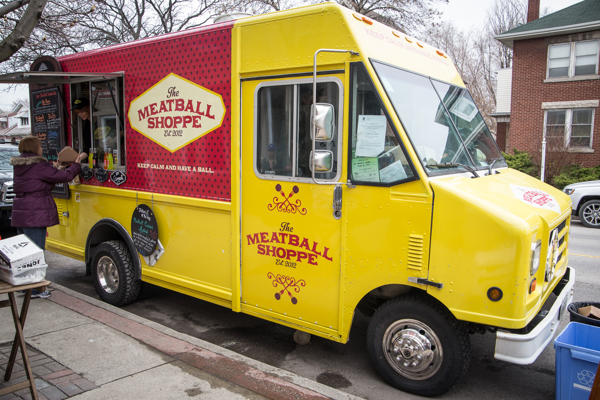 the meatball shoppe toronto food trucks toronto food trucks. Black Bedroom Furniture Sets. Home Design Ideas