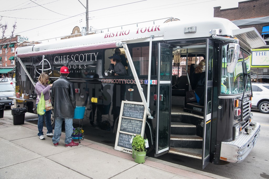 Bistro Tour food truck