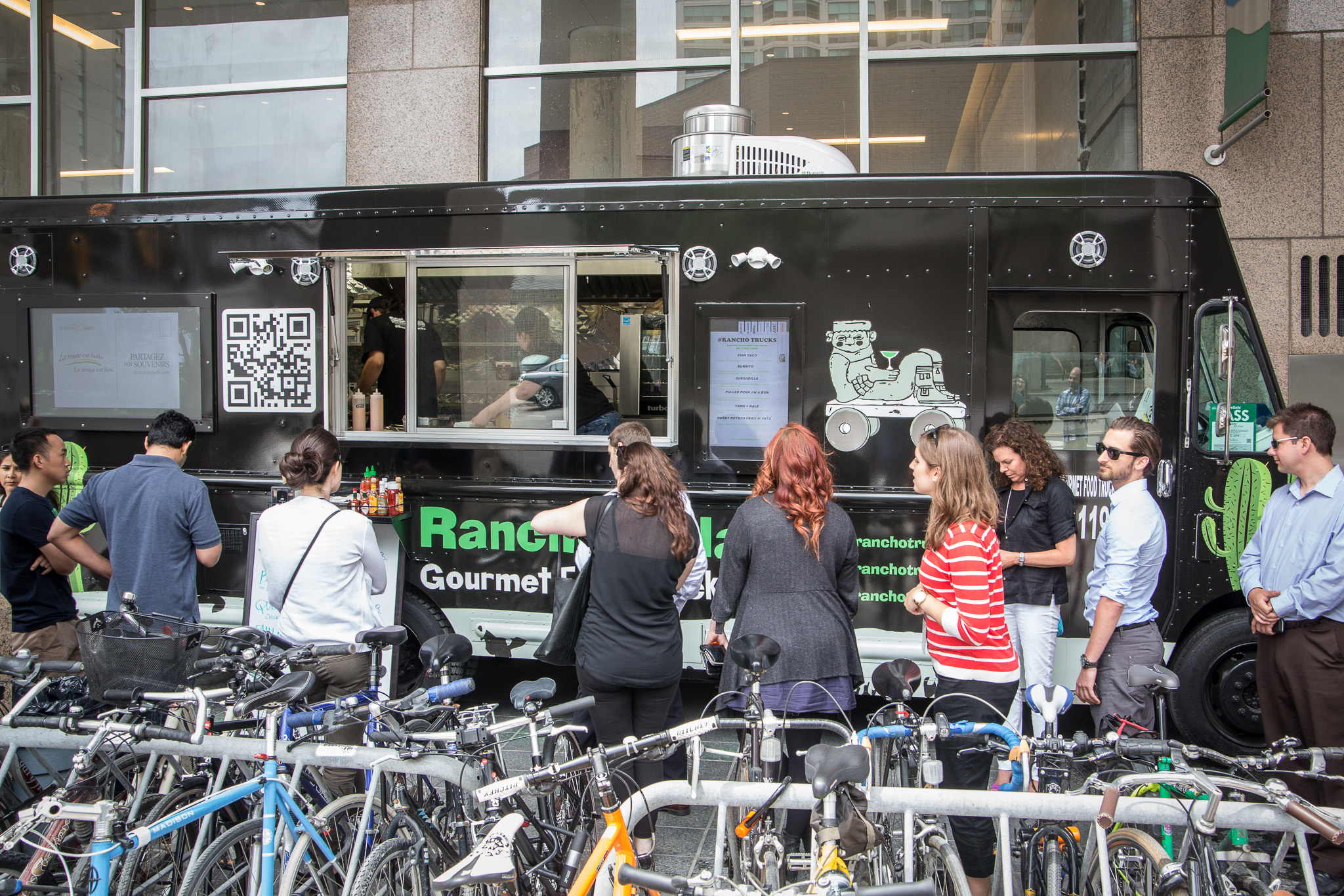 The Mexican Restaurant And Music Venue A College St Fixture For 16 Years Has Gone Curbside With Its Latest Venture Rancho Relaxo Gourmet Food Trucks