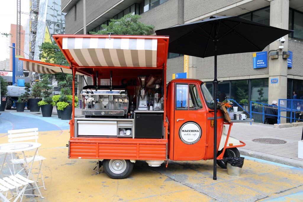 coffee van business plan