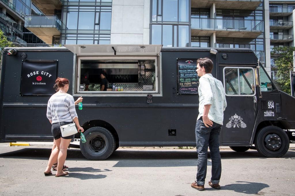 Rose City Kitchen Food Truck