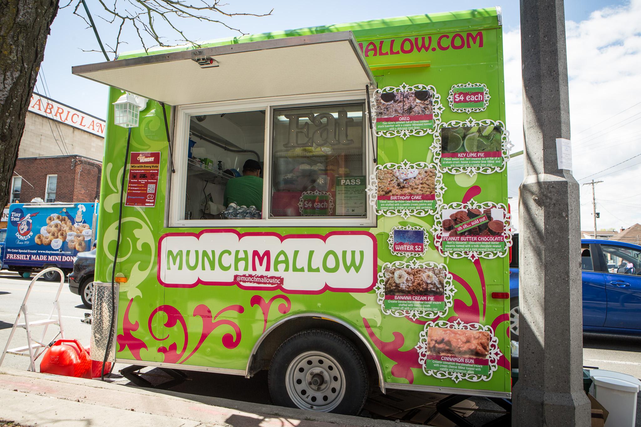 Food Trucks In Midtown Houston