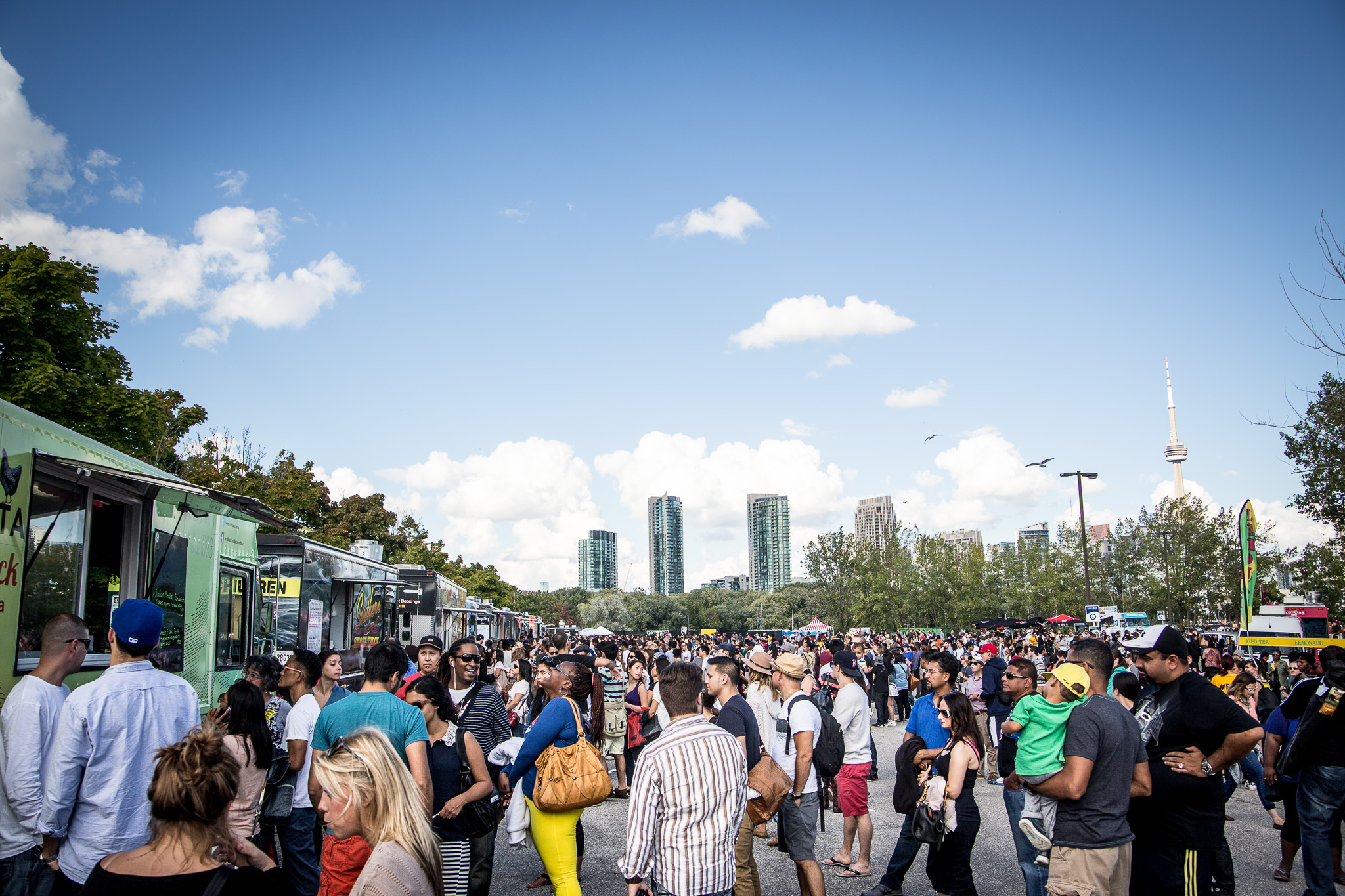 Food Truck Festival Downsview Park