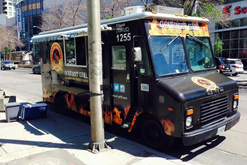 Road Grill Toronto Food Trucks Toronto Food Trucks