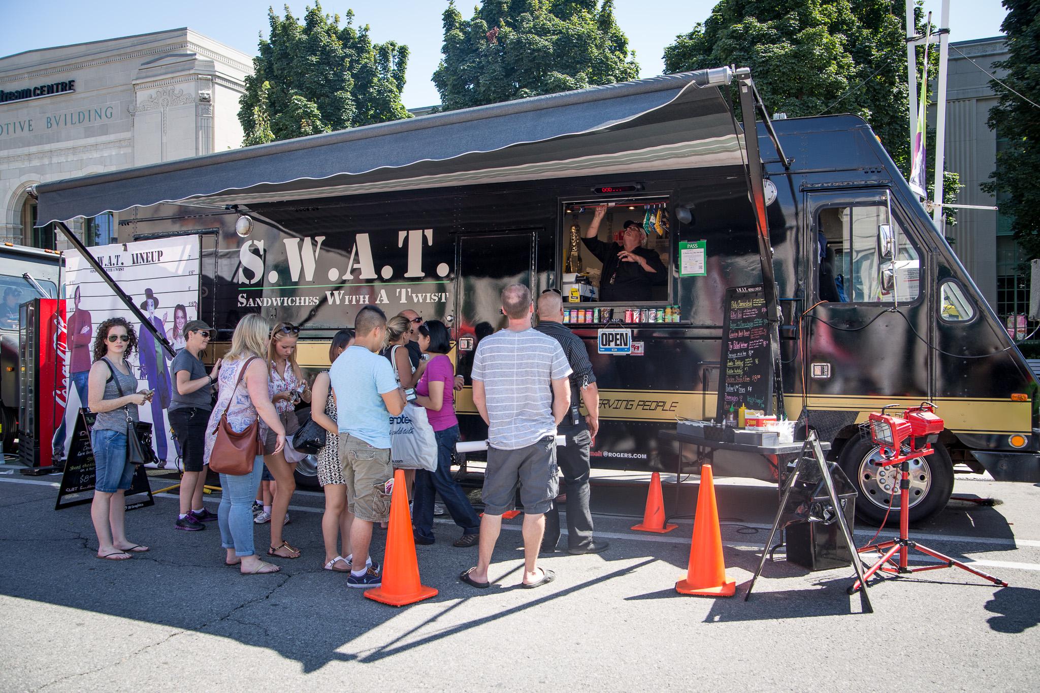 Food Trucks Kitchener