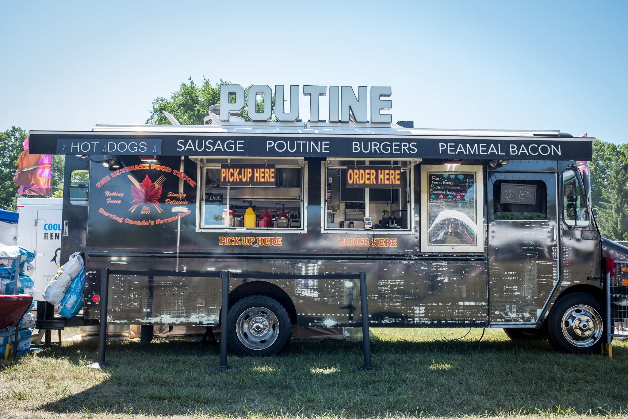Ford Trucks 2016 >> The Ultimate Food Truck - Toronto Food Trucks : Toronto Food Trucks
