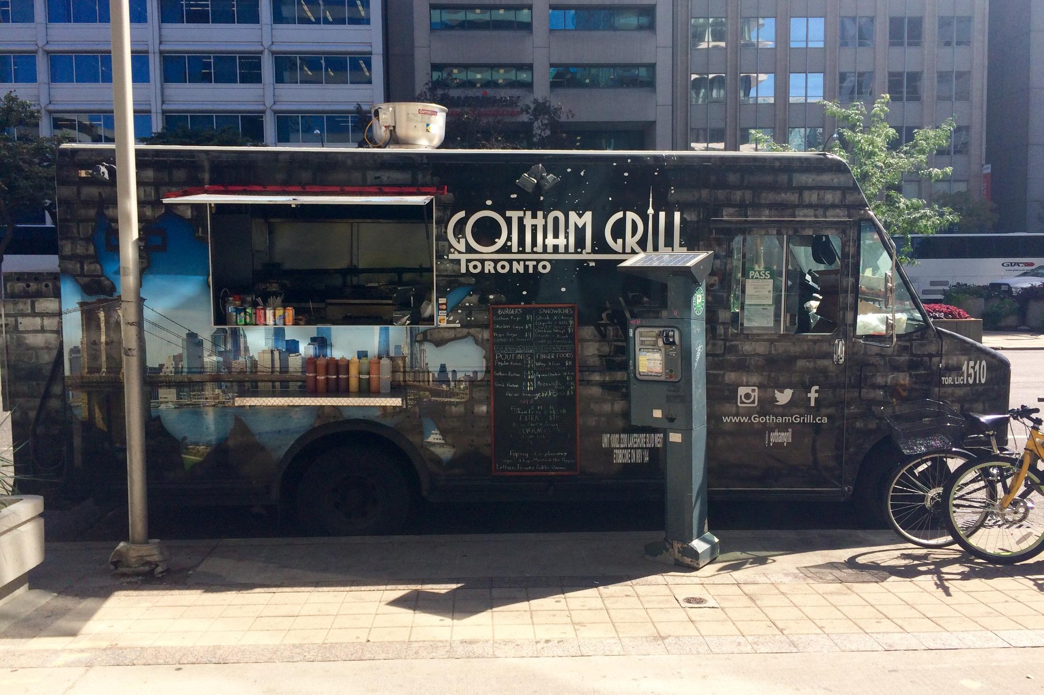 Gotham Grill