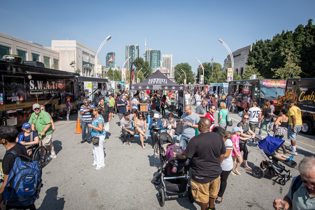 5 can t miss food truck events this summer toronto food for Craft beer festival toronto