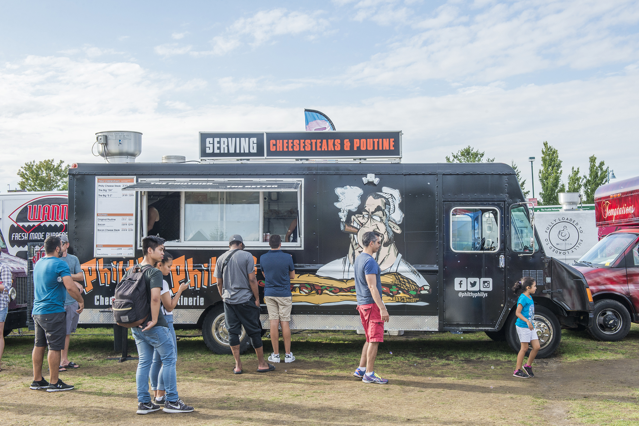 Food Truck Mississauga