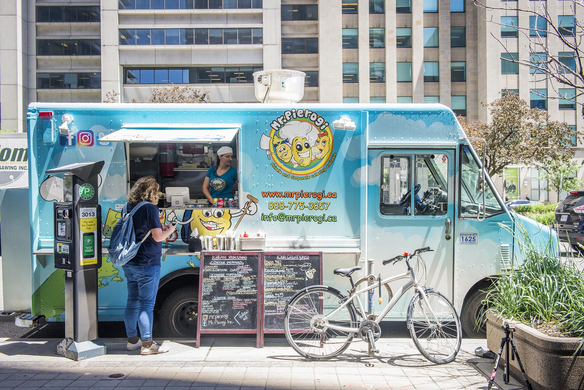 Pierogi Food Truck Toronto