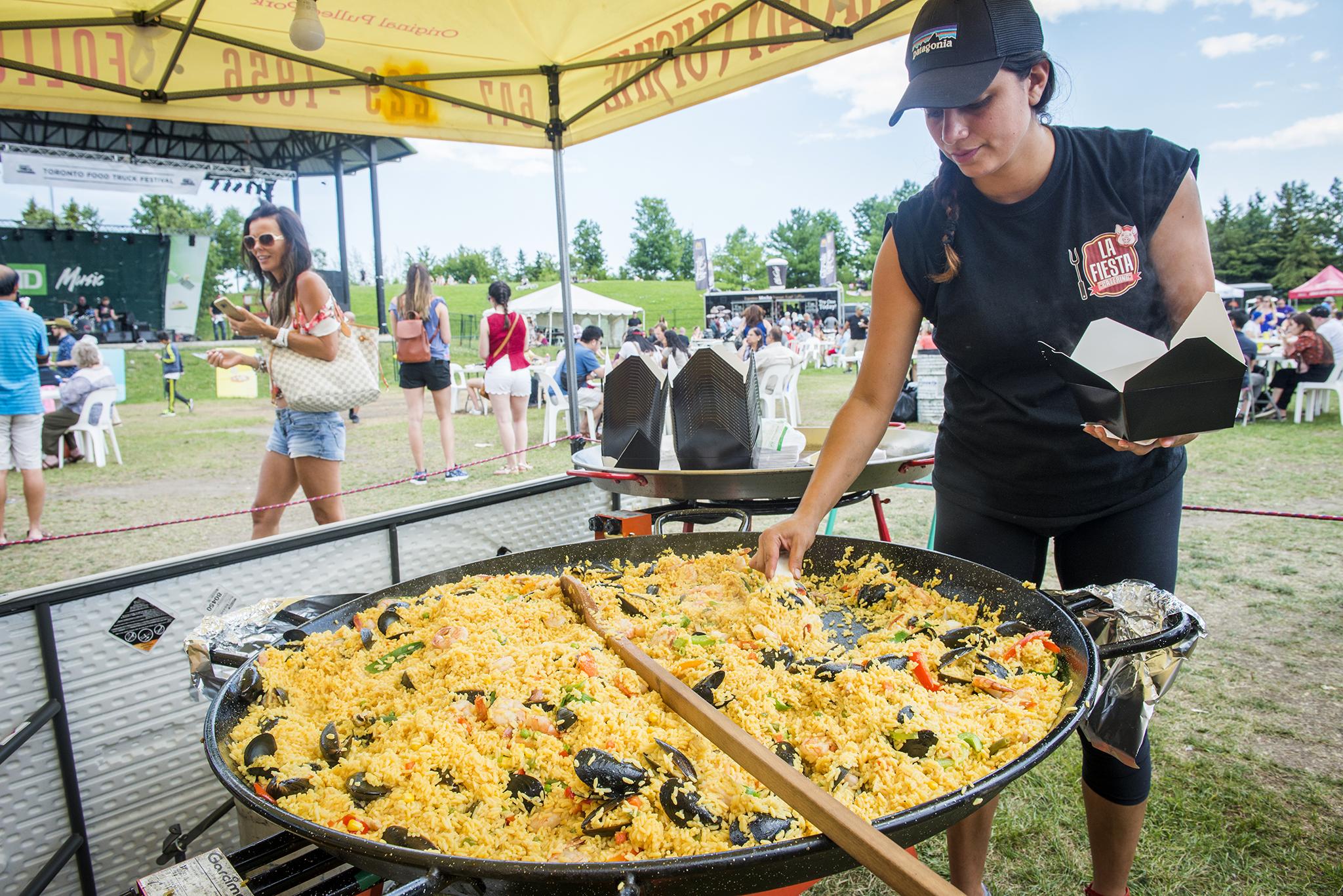 Pickering Food Truck Festival