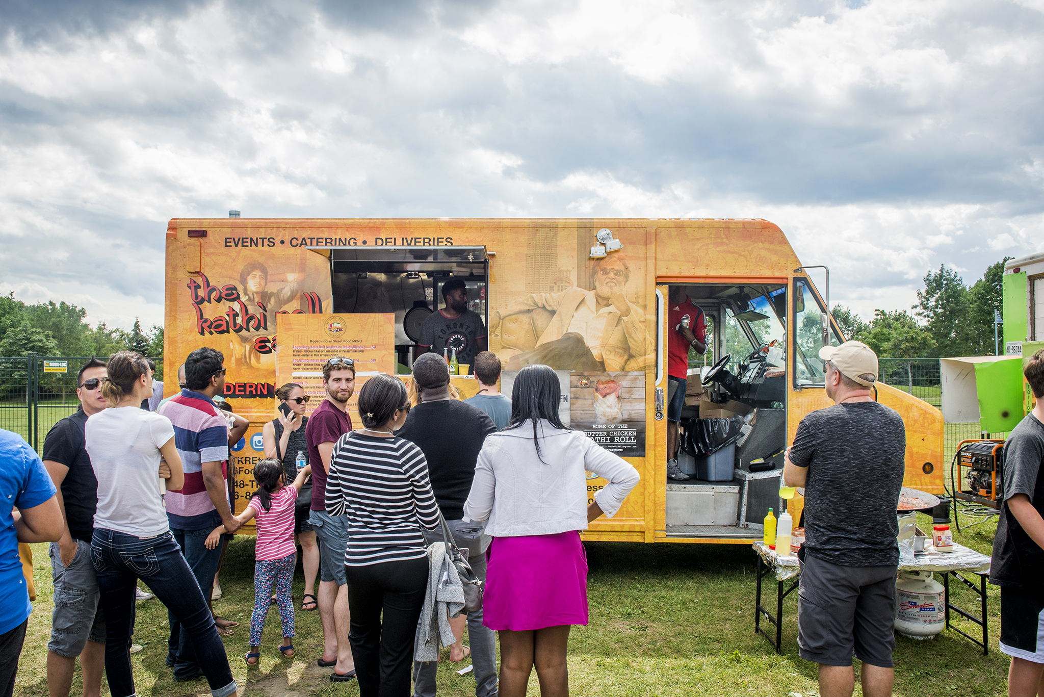 Torontos Bi Weekly Food Truck Festival Is Back For 2018 Toronto