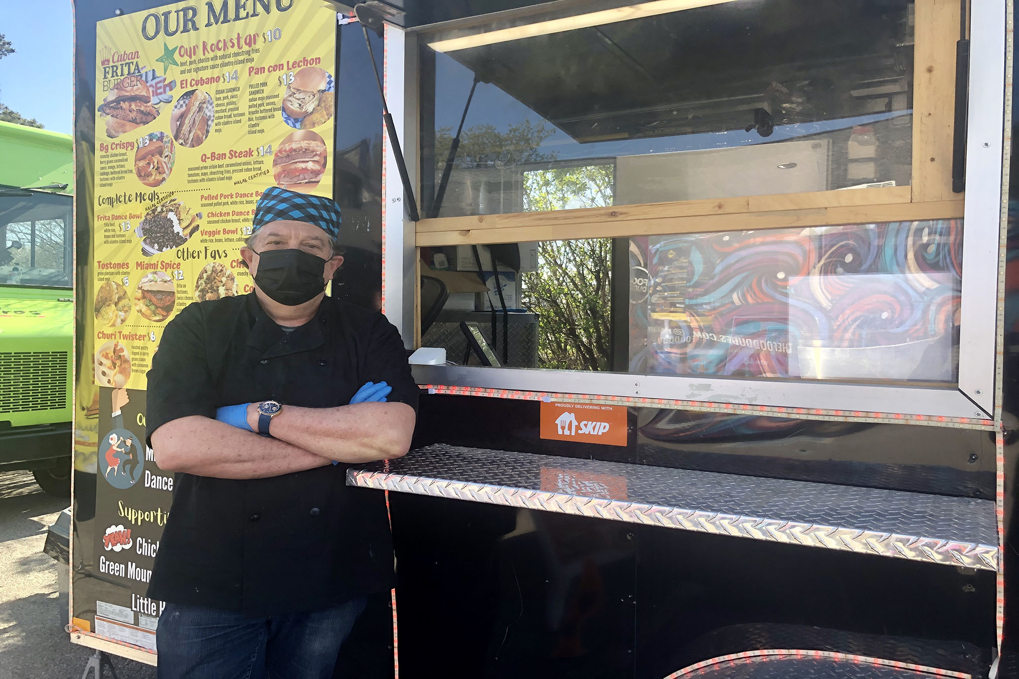 the cuban thing food truck