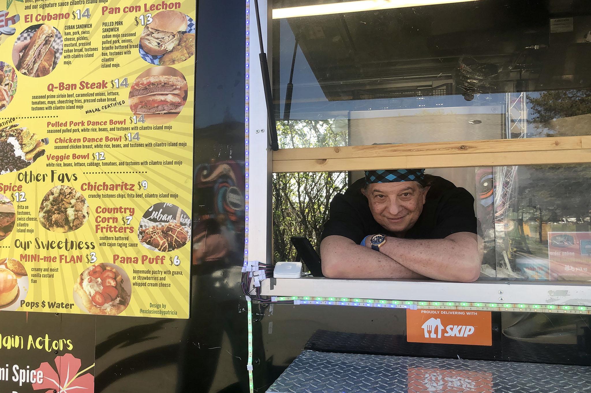 cuban thing food truck