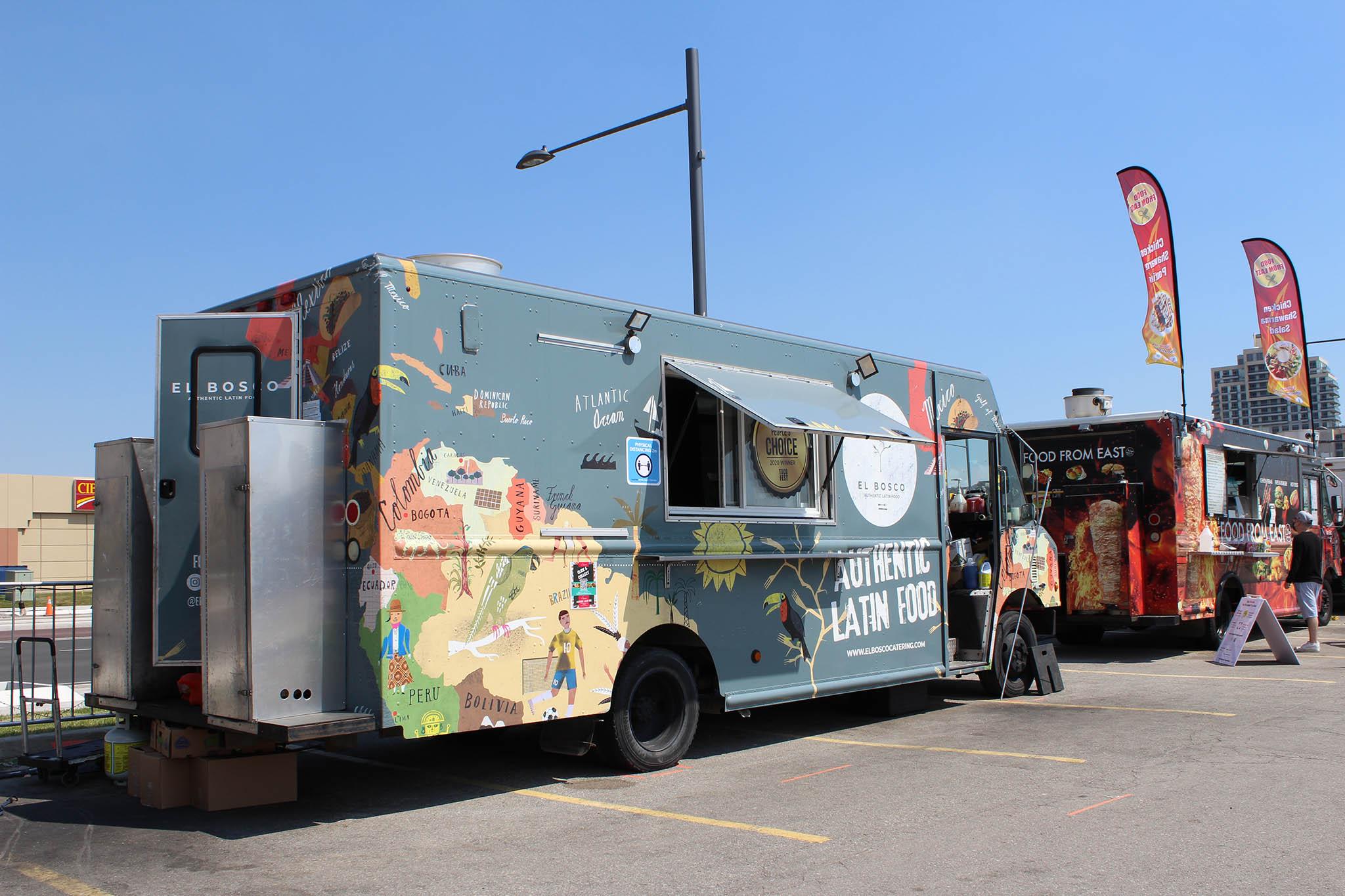 El Bosco Food Truck